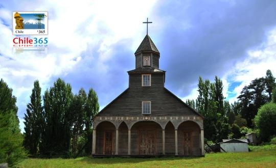 Iglesias de Chiloe: 16 Iglesias Patrimoniales, Patrimonio de la ...