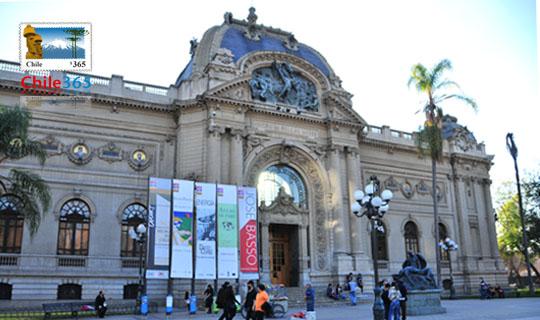 Fotos del centro historico de santiago de chile 14
